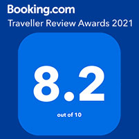 Booking.com「Guest Review Award 2018」